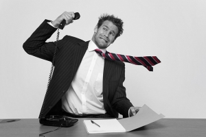 Cold calling vs. calling for warm leads